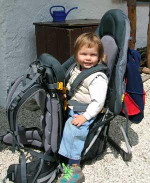 Klettersteig De Ausr 252 Stung Kindertragen