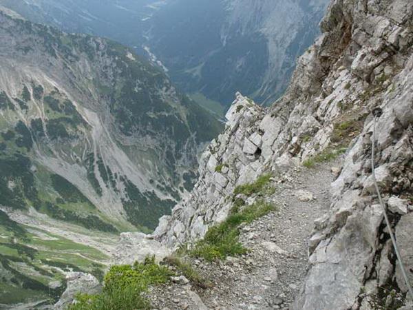 Klettersteig Mittenwald : Klettersteig aktuelle themen nachrichten süddeutsche