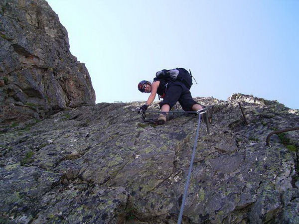 Klettersteig Tierbergli : Klettersteig.de klettersteig beschreibung tierberg