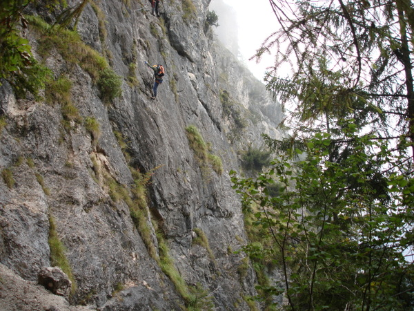 Klettersteig Königssee : Fotogalerie tourfotos fotos zur klettersteig tour