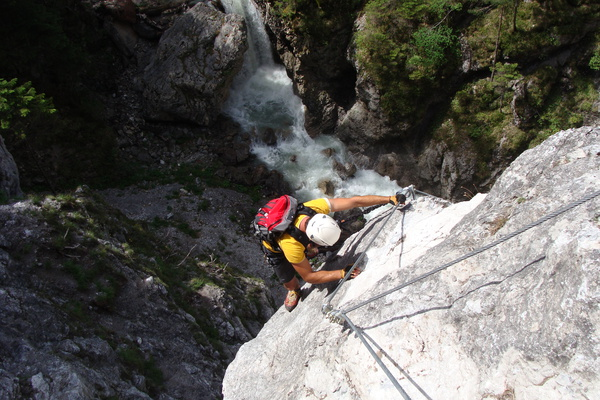 Klettersteig Lienz : Klettersteig beschreibung adrenalin