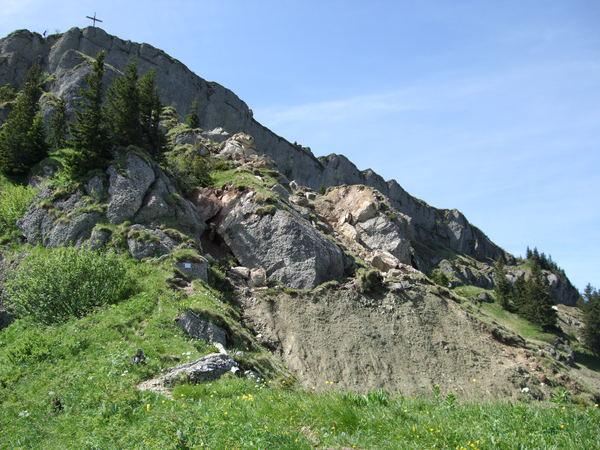 Klettersteig Immenstadt : Klettersteig.de klettersteig beschreibung steineberg