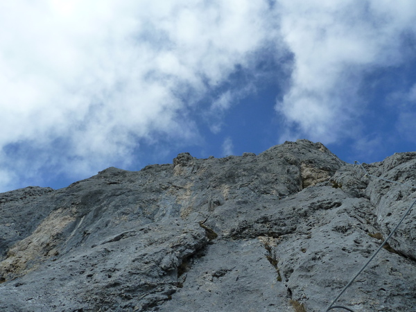 Klettersteig Köllenspitze : Klettersteig beschreibung köllenspitz