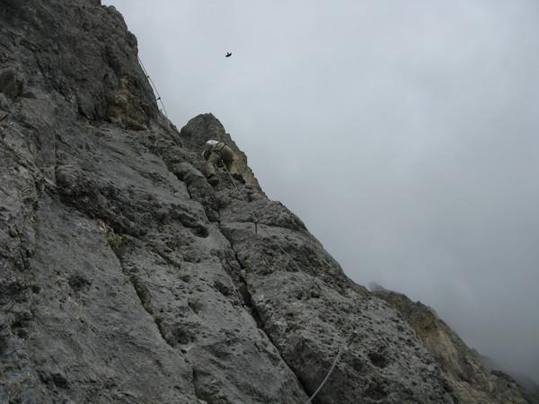 Klettersteig Tabaretta : Fotogalerie tourfotos fotos zur klettersteig tour ortler