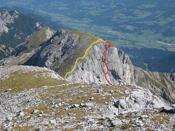 Klettersteig Austria : Klettersteig beschreibung austria