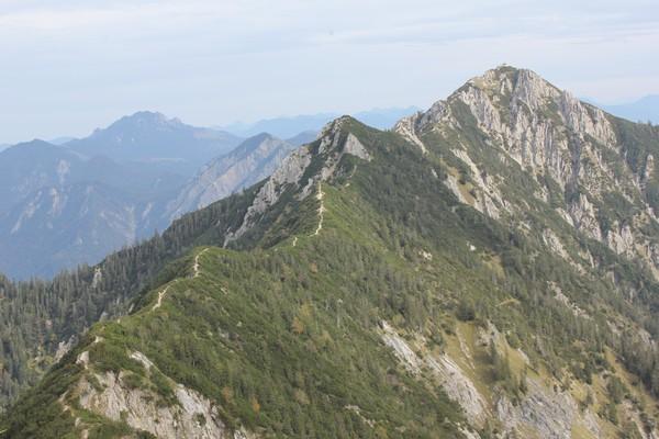 Klettersteig Walchensee : Klettersteig beschreibung heimgarten