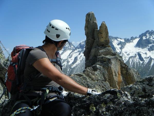 Klettersteig Krokodil : Klettersteig beschreibung bergsee
