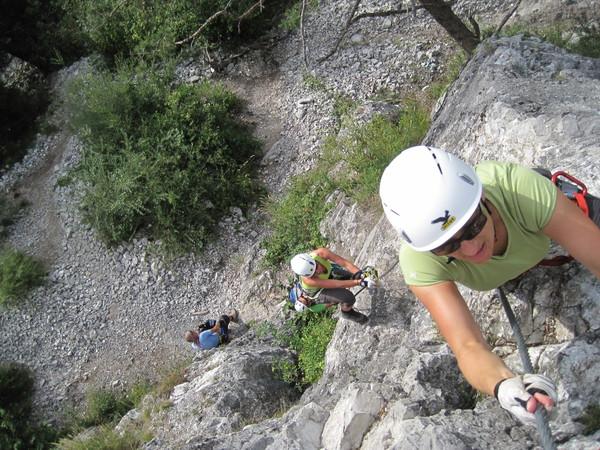 Klettersteig Nassereith : Klettersteig.de klettersteig beschreibung leite