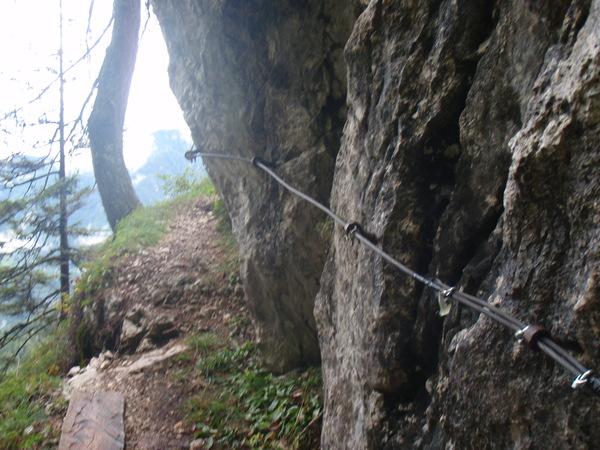 Klettersteig Soca Quelle : Klettersteig.de klettersteig beschreibung za akom