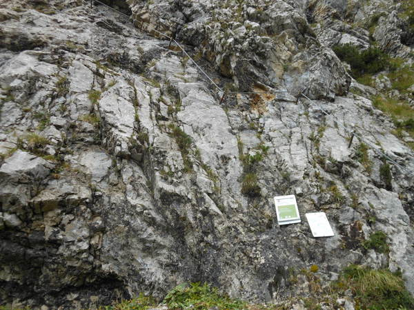 Klettersteig Klamml : Klettersteig beschreibung klamml
