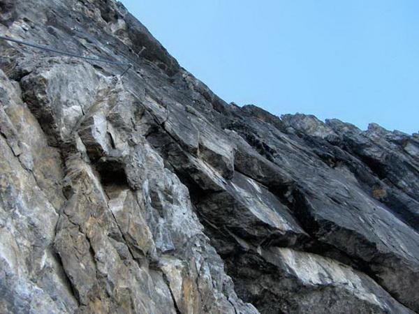 Klettersteig Tabaretta : Klettersteig beschreibung tabaretta
