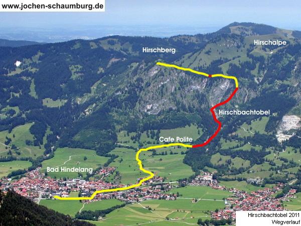 Klettersteig Bad Hindelang : Allgäuer klettersteig duett bergsteiger magazin