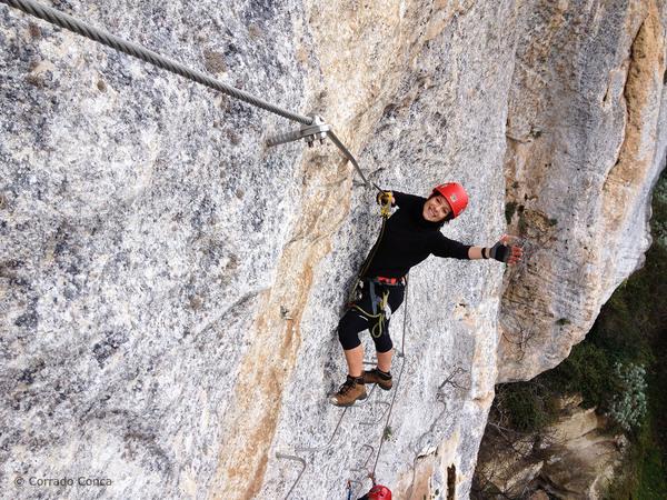 Klettergurt Via Ferrata : Petzl aquila grey klettern klettergurt klettersteigset via