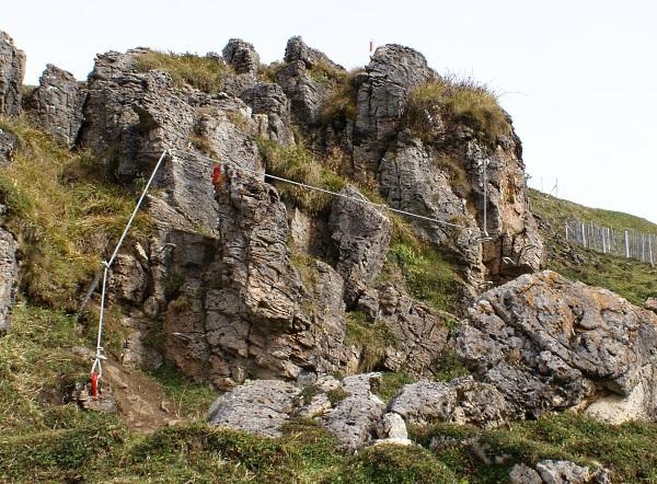 Klettersteig Kitzbüheler Horn : Klettersteig beschreibung kids kletterpfad am