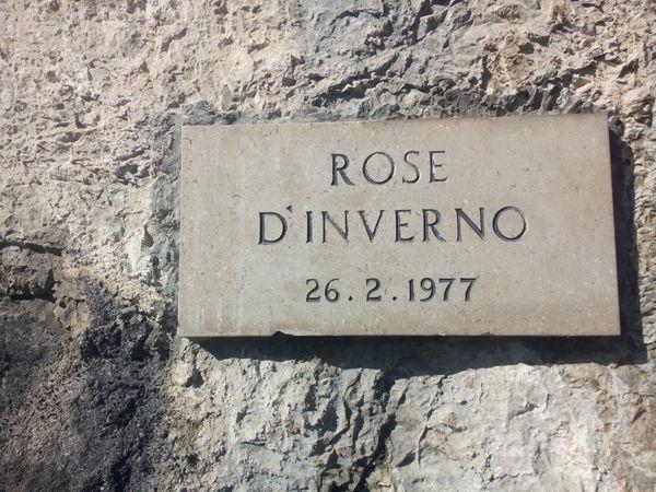 klettersteig.de - Klettersteig-Beschreibung - Via ferrata Rose d`Inverno