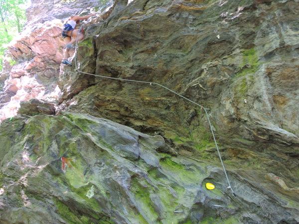 Klettersteig Villach : Kronprinz rudolf klettersteig Österreichs wanderdörfer