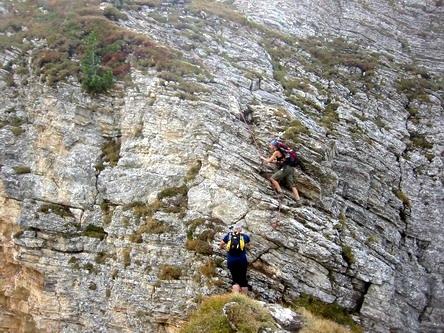 Klettersteig Gelbe Wand : Klettersteig archives wintersprinter