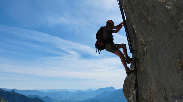 Klettersteig Priel : Klettersteig.de klettersteig beschreibung bert rinesch