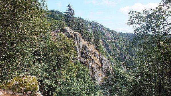 Klettersteig Vogesen : Klettersteig beschreibung sentier des roches
