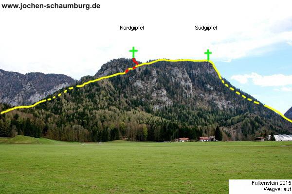 Klettersteig Ottenalm : Klettersteige