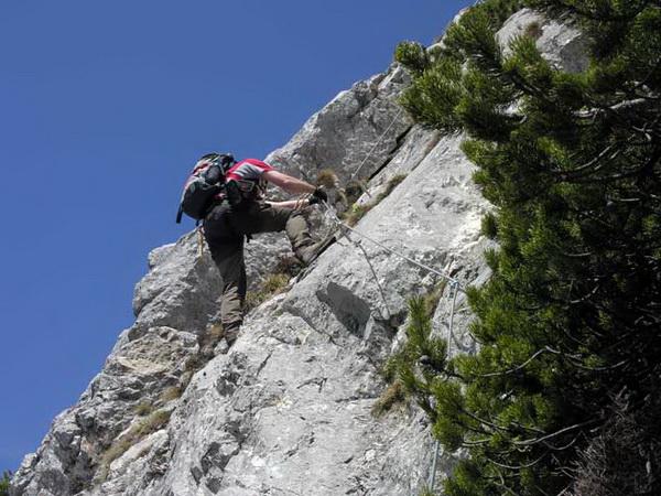 Klettersteig Eisenerz : Klettersteig beschreibung eisenerzer