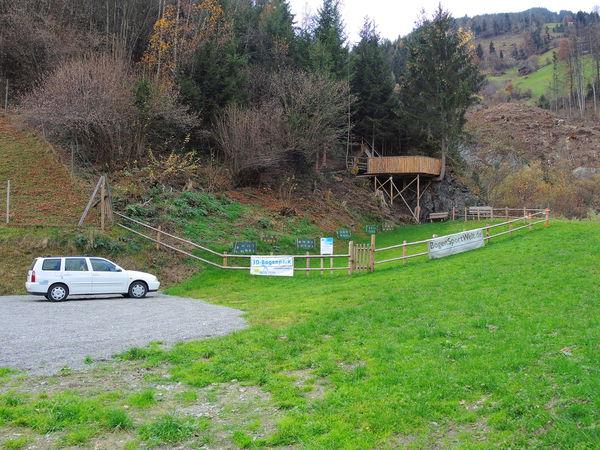 Klettersteig Talbach : Klettersteig beschreibung talbach wasserfall