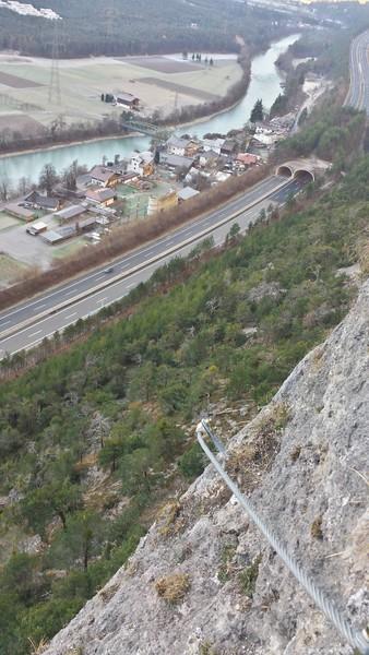klettersteig.de - Klettersteig-Beschreibung - Geierwand