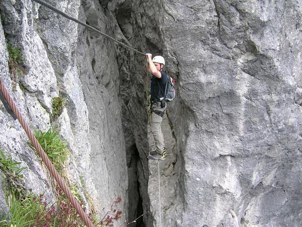 Klettersteig Bad Ischl : Klettersteig.de klettersteig beschreibung mein land dein