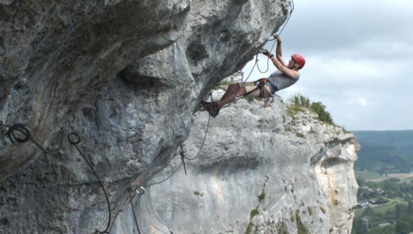 Klettersteig De : Klettersteig hanauer hütte