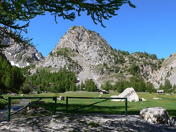 Klettersteig Queyras : Klettersteig beschreibung la via ferrata de