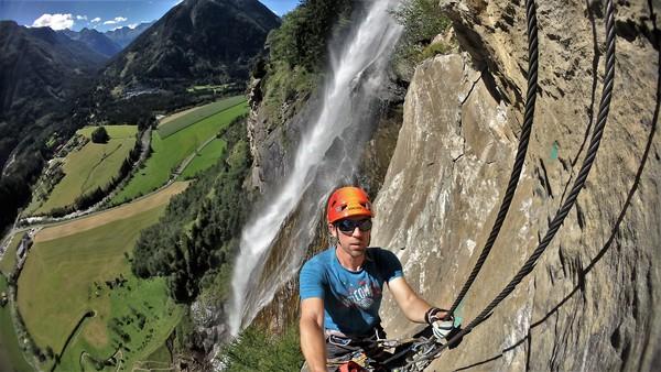 Klettersteig Fallbach : Klettersteig.de klettersteig beschreibung fallbach