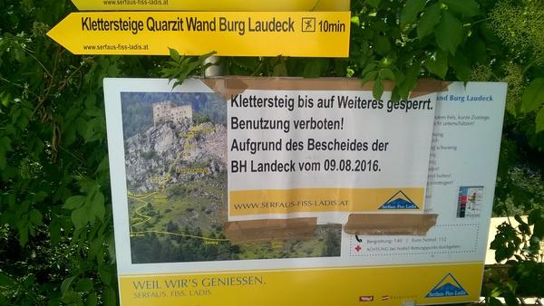 Klettersteig Burg : Mödlinger klettersteig b c und ruine burg mödling