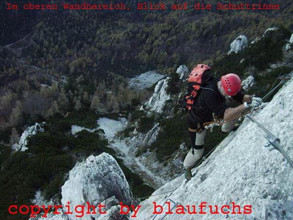 Pidinger Klettersteig : Klettersteig beschreibung pidinger