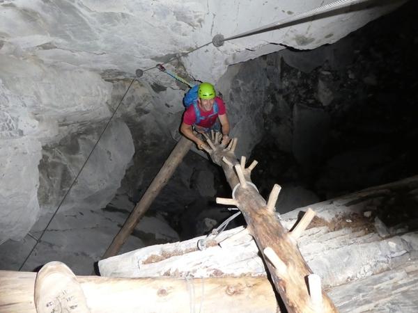 Klettersteig Uri : Klettersteig beschreibung hexensteig