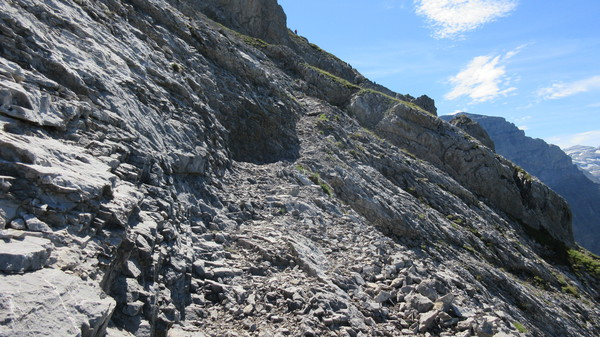 Klettersteig Adelboden : Klettersteig.de klettersteig beschreibung aeugiweg aeugi lowa weg