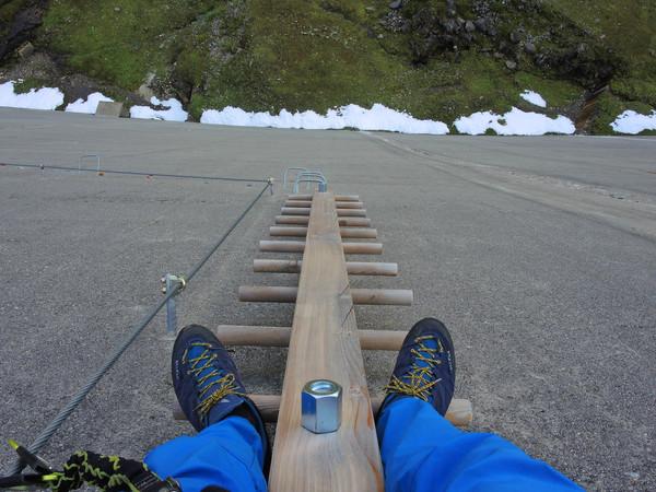 Klettersteig Zell Am See : Klettersteig.de klettersteig beschreibung mobo 107