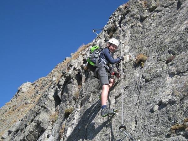 Klettersteig Netstal : Klettersteige klettersteig zittergrad km bergwelten