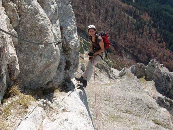 Klettersteig Eisenerz : Robert strobl s seiten u klettersteige