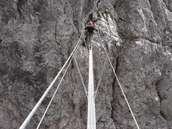 Klettersteig Osttirol : Klettersteig beschreibung madonnen steig
