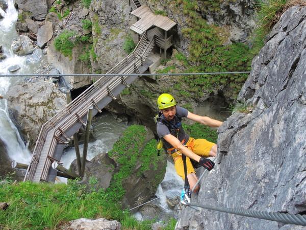 Klettersteig Fall : Klettern klettersteige via ferrata bouldern klettertouren im