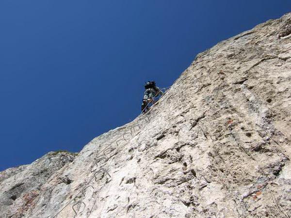 Klettersteig Bern : Klettersteig beschreibung gantrisch