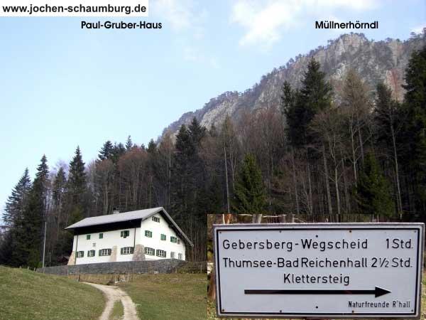 Klettersteig Traunstein : Klettersteig.de klettersteig beschreibung reibwand