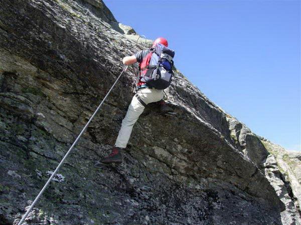 Klettersteig Usa : Klettersteig beschreibung silvapark