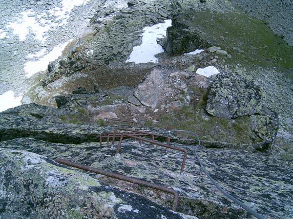 Klettersteig Eggishorn : Klettersteig beschreibung eggishorn