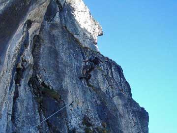 Klettersteig Kleinwalsertal : Klettersteig beschreibung zweiländer