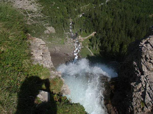 Klettersteig Adelboden : Klettersteig.de klettersteig beschreibung chäligang