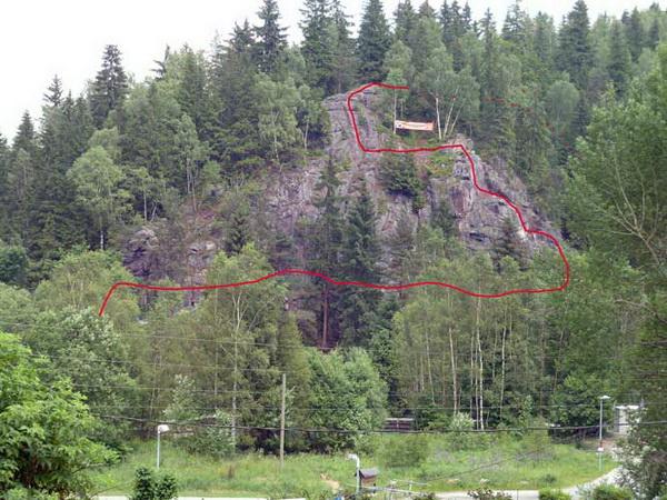 Klettersteig Erlabrunn : Klettersteig beschreibung walter keiderling