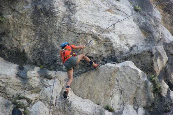 Klettersteig Salzburg : Klettersteige in Österreich die man kennen muss