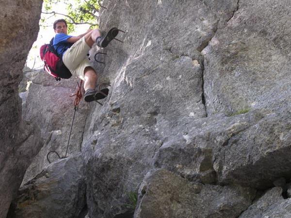 Klettersteig Wachau : Klettersteig beschreibung leadership