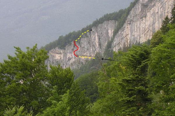 Klettersteig Bad Ischl : Alpin klettersteig katrin mit einer majestätischen gipfelkreuz und
